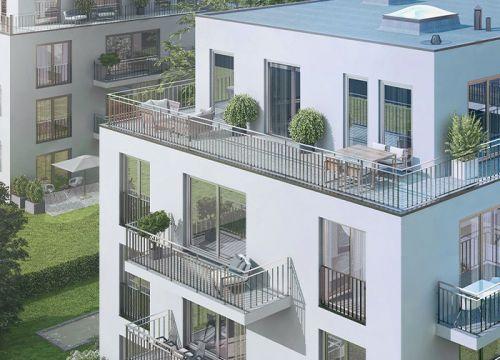 Balkons en galerijen